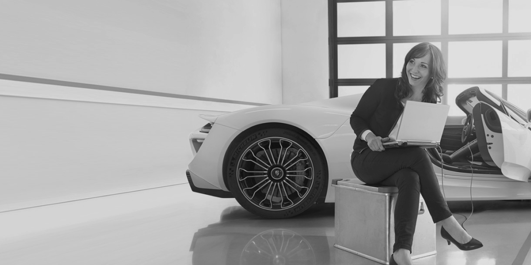 Porsche Inter Auto Polska – image and recruitment campaign concept